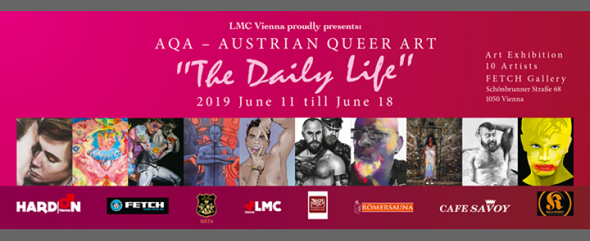 AQA Austrian Queer Art Exhibition