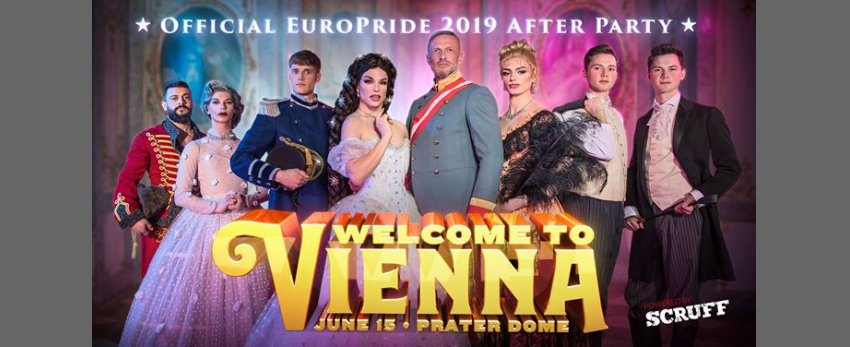 Circus - Welcome to Vienna! Official EuroPride 2019 After Party