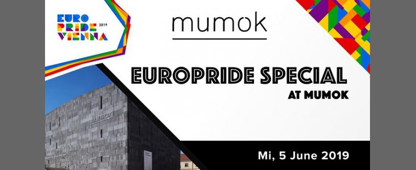 EuroPride Special Mumok 2019