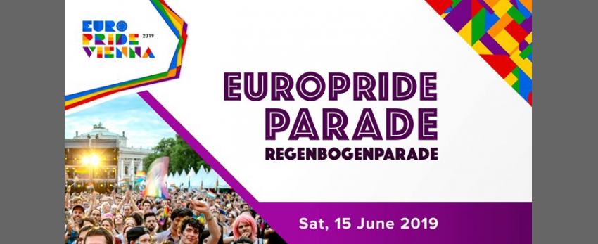 EuroPride Parade / Regenbogenparade 2019