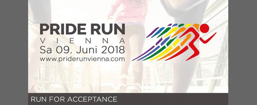 PRIDE RUN Vienna 2018