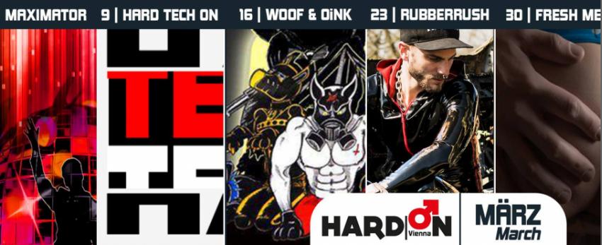 LMC Vienna - Hard On