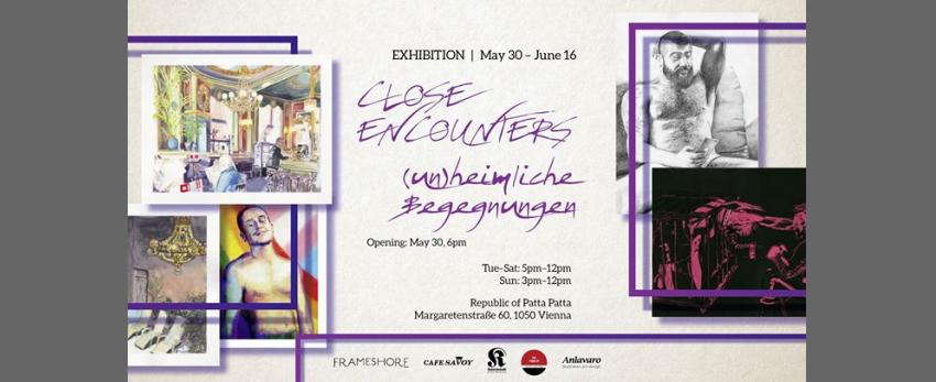 Ausstellung: Close Encounters – (un)heimliche Begegnungen