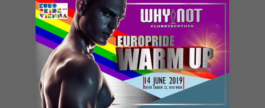 Europride Warm Up