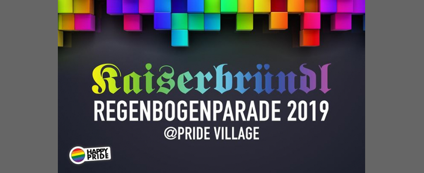 Kaiserbründl Regenbogenparade 2019