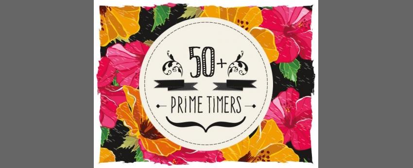 50+ Prime Timers - Stammtisch