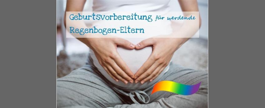 Geburtsvorbereitungskurs für werdende Regenbogen-Eltern