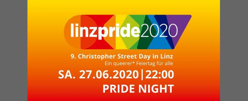 Linzpride 2020 - Pride Night