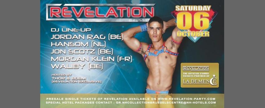 Revelation • 6 October