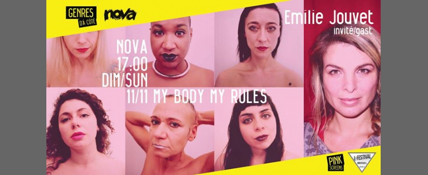 My Body My Rules - Guest: Emilie Jouvet