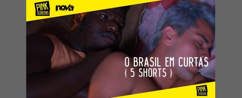 O Brasil em curtas - Pink Screens 2018