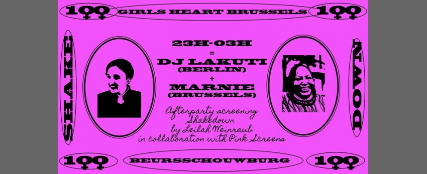 Afterparty Shakedown: DJ Lakuti + Marnie