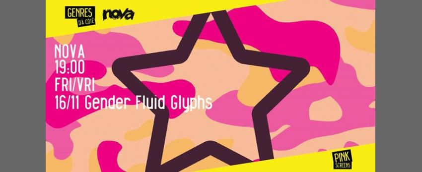 Gender Fluid Glyphs LectureExpo résultats du workshop