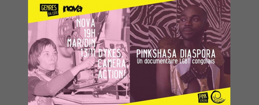 Dykes,camera,action! - Pink Screens 2018 w/ Elles tournent