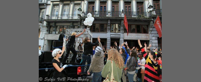 Velvet Sixty Nine Presents: Women's Square & Parade