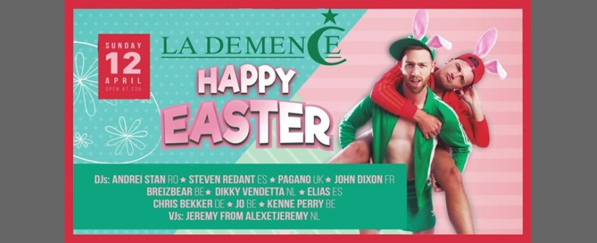Happy Easter: cancelled