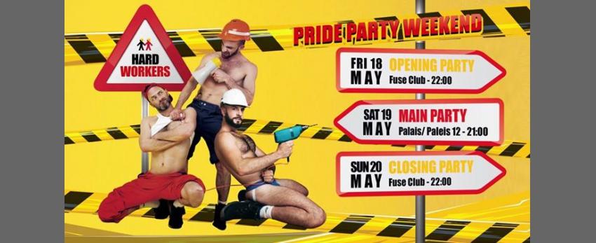 Pride Party Weekend