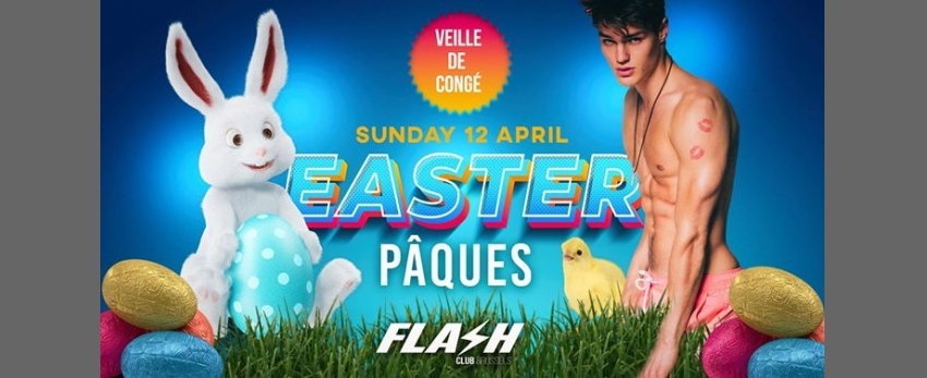 FLASH ❀ Easter [veille de congé] ❀ Sunday 12 April ❀