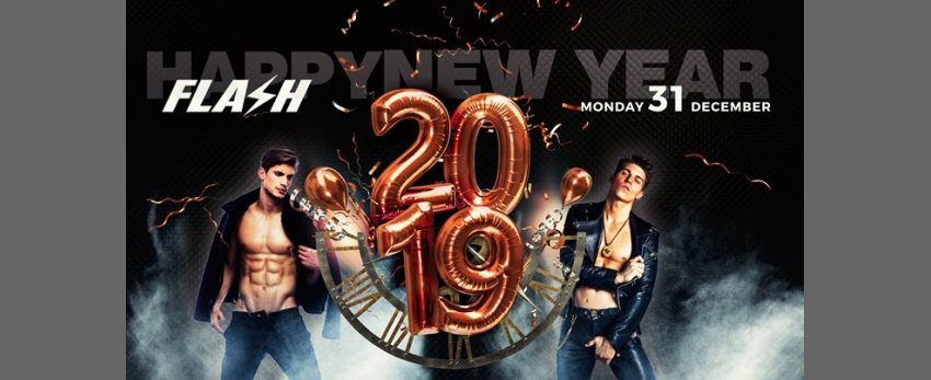 Flash New Year's Eve 2019 x Monday December 31
