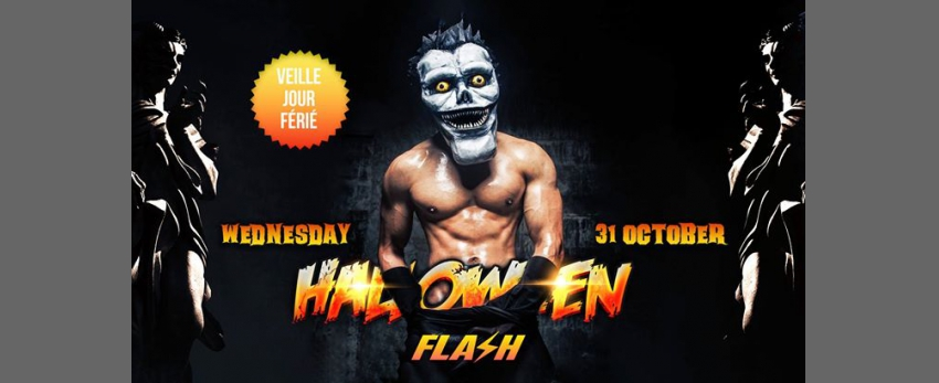 FLASH Club x Halloween (férié)