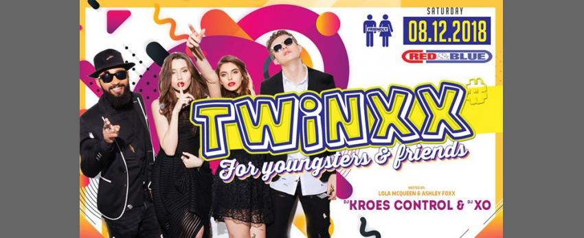 Twinxx (FREE Entrance)