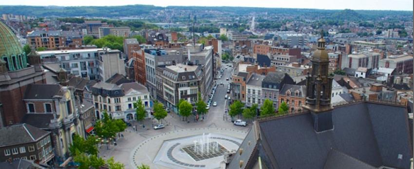 Maison Arc-en-Ciel de Charleroi