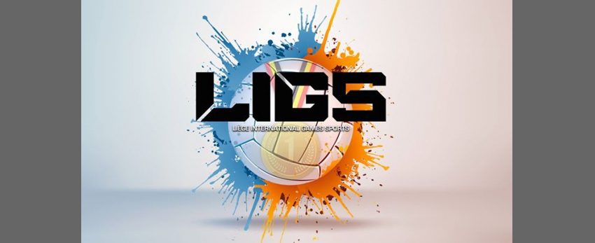 Liège International Games Sports 2018