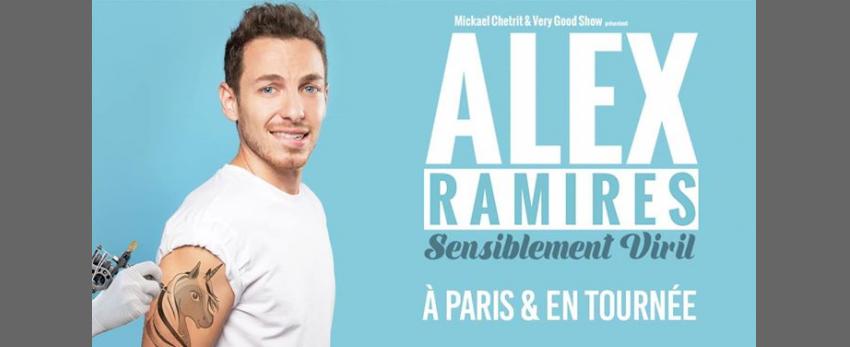 Alex Ramirès à Seraing