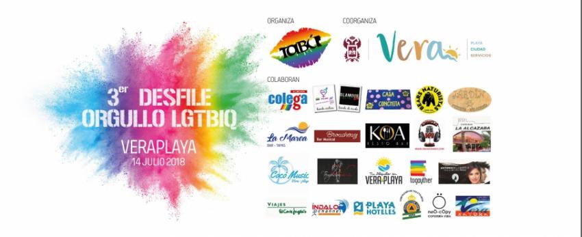 Orgullo LGBTQI - Veraplaya