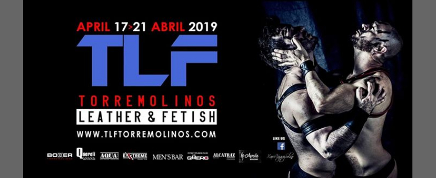 TLF Torremolinos Leather&Fetish 2019 - 5th edition