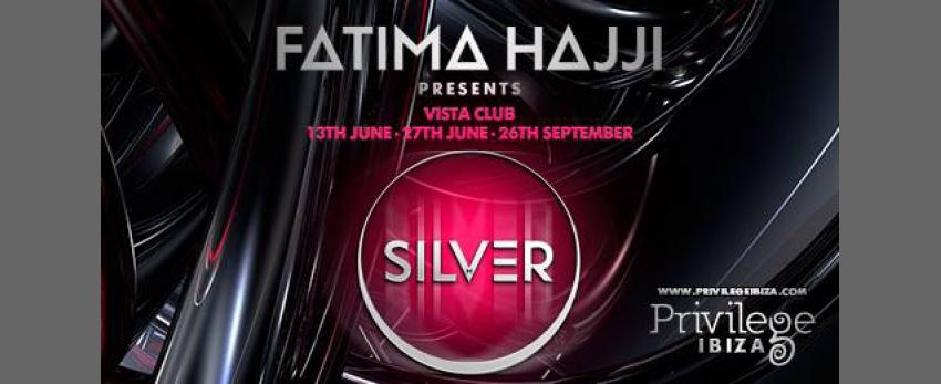 Silver M at Privilege Ibiza