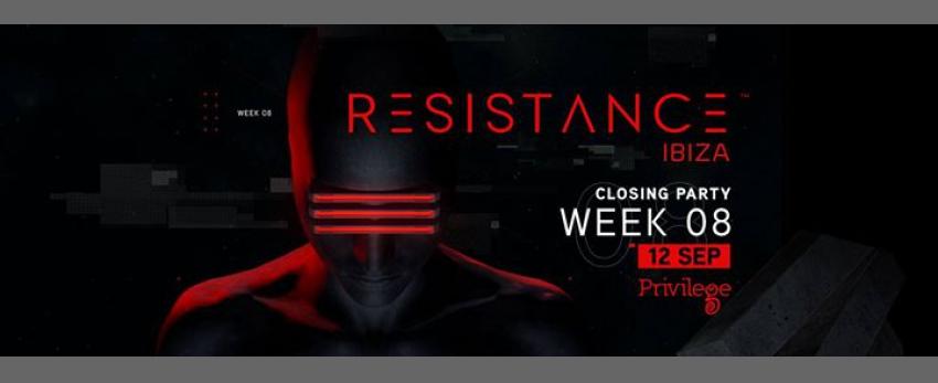 Resistance Ibiza - Closing Party