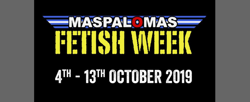 Maspalomas Fetish Week 2019