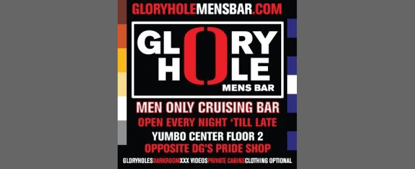 glory hole at club callboy amsterdam