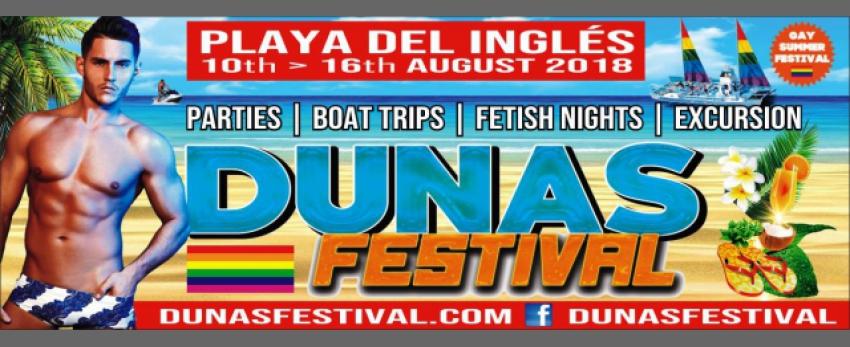 Dunas Festival 2018, Number 12 - Sea, Sun & Fun !