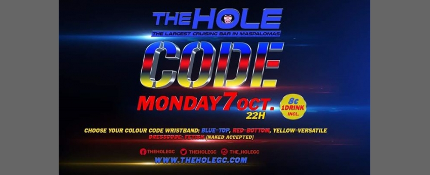Code - Maspalomas Fetish Week 2019