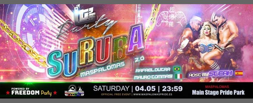IT's PARTY SuRuBa 2.0 ) Maspalomas Pride 04.05