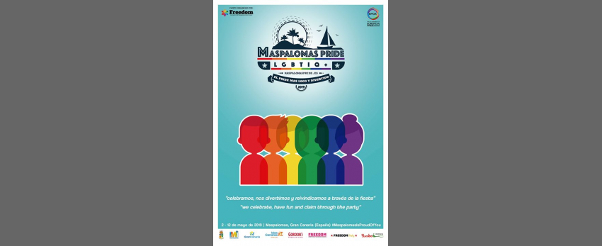 Maspalomas Pride 2019 - Official Event