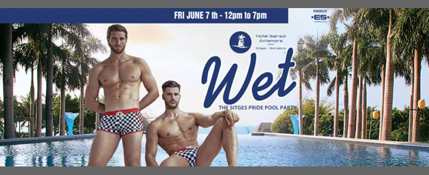 WET - The ES Collection Pool Party