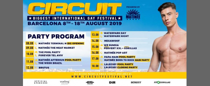 Circuit Festival 2019 - Official Event