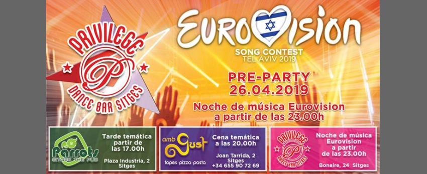 Pre-Party del Eurovision Song Contest 2019