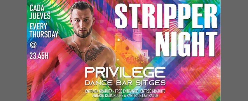 Stripper Night