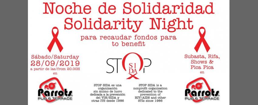 Noche de Solidaridad