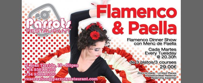 Flamenco y Paella