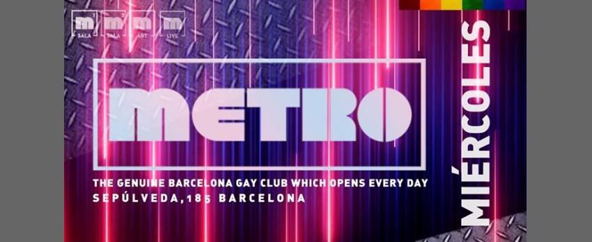¡Bingo Show! - cada miércoles en Metro Disco