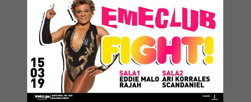 EME Club - Fight! - 15/03/2019