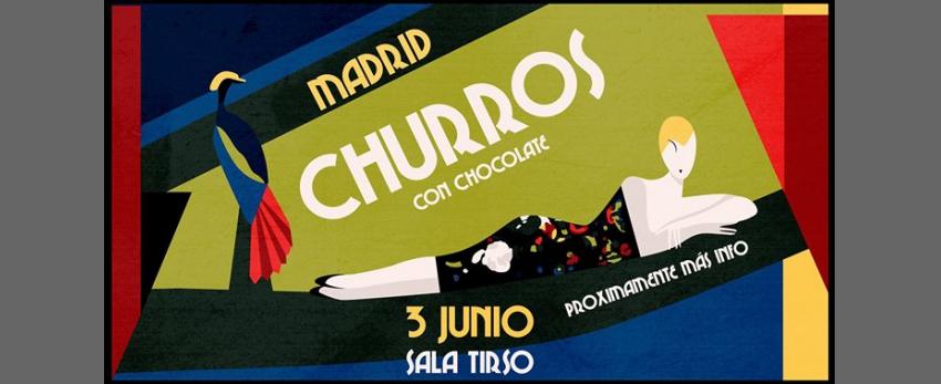Churros con Chocolate MAD