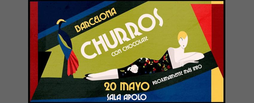 Churros con Chocolate BCN