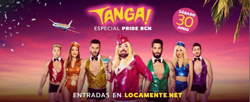 TANGAvisión! con TAMTA Live! - Viernes 14 de junio