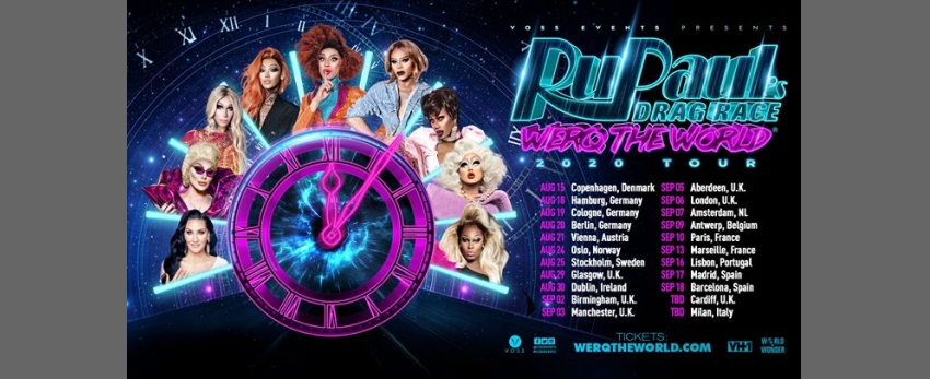 RuPaul's Drag Race: Werq The World - Madrid